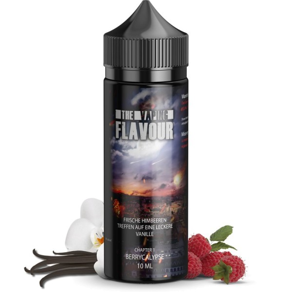 The Vaping Flavour Ch. 1 Berrycalypse