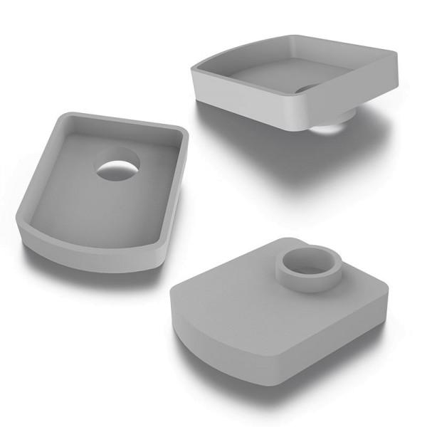 eXvape eXpromizer TCX Pluspol Isolator