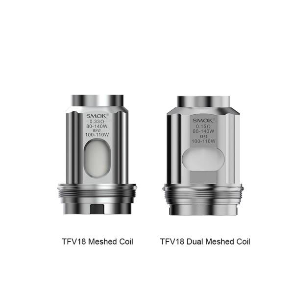 Smok TFV18 Coil (3er Pkg)