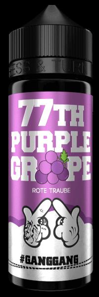 #ganggang 77th Purple Grape 20ml