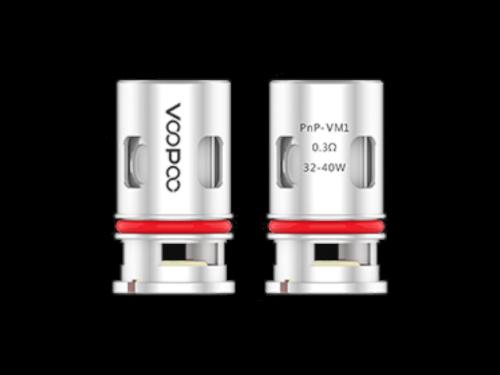 VooPoo PnP VM1 Coil 0,3 Ohm (5er Packung)
