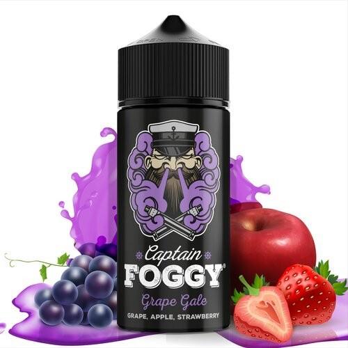 Captain Foggy Grape Gale 20ml
