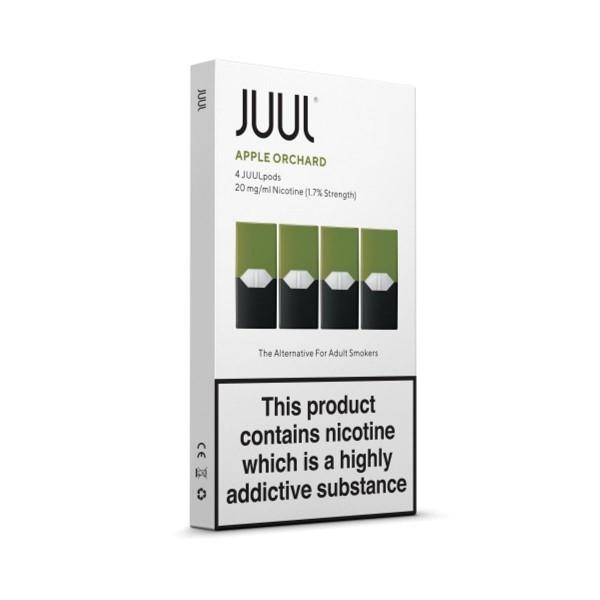 JUUL Apple (4 Pods)