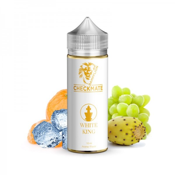 Dampflion Checkmate White King 10ml