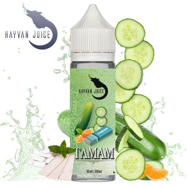 Hayvan Juice Tamam 10ml