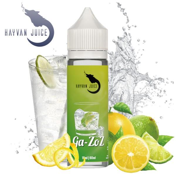 Hayvan Juice Ga-Zoz 10ml