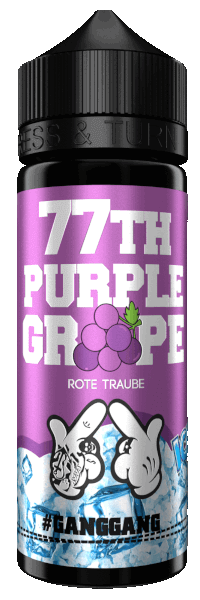 #ganggang 77th Purple Grape Ice 20ml