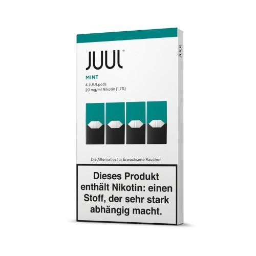 JUUL Mint (4 Pods)