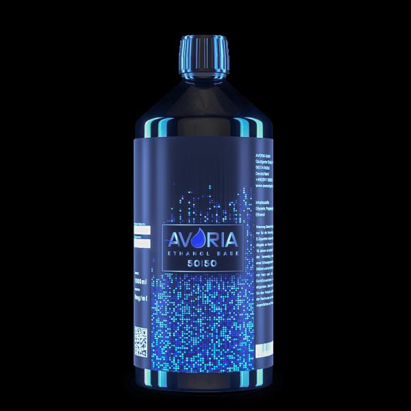Avoria Ethanolbase 50VG/50PG 1000ml