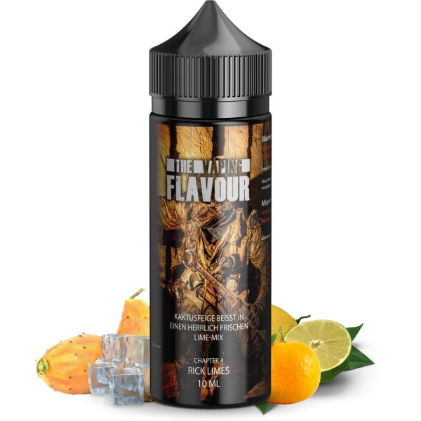 The Vaping Flavour Ch. 4 Rick Limes