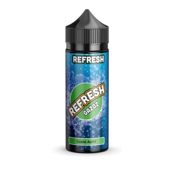 Ultrabio Refresh Gazoz Apfel 10ml
