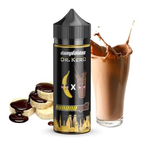 Dampfdidas & Dr. Kero Bananasplit 18ml