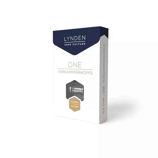 Lynden ONE Coils (5er Packung)