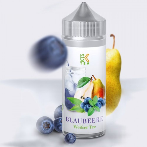KTS Tea Blaubeere 30ml