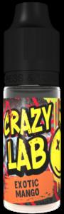 Crazy Lab Exotic Mango 10 ml