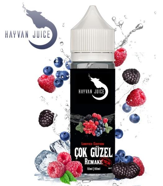 Hayvan Juice Cok Güzel Remake 31er 10ml