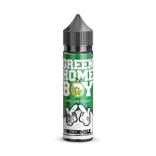 GANGGANG Green Home Boy #greenmile 20ml