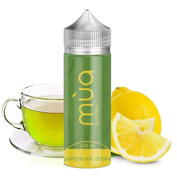 Mùa Grüntee mit Zitrone 20ml
