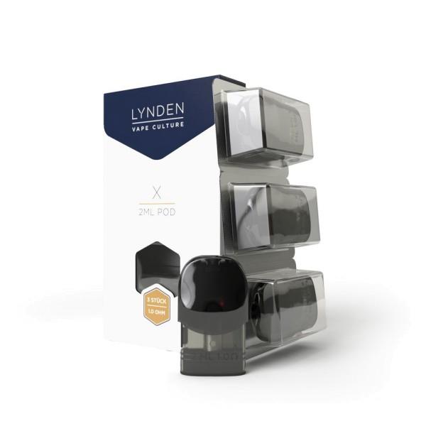Lynden X Pods (3er Packung)