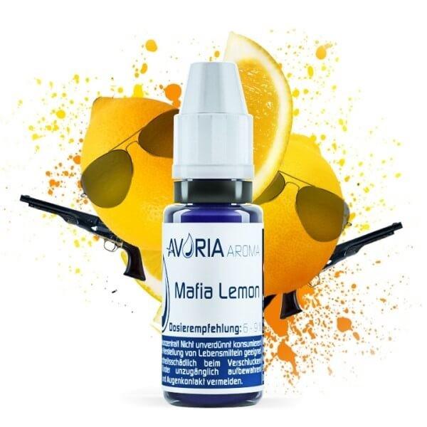 Avoria Mafia Lemon 12ml