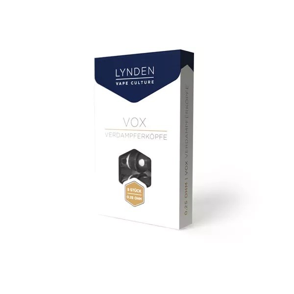 Lynden Vox Coil P1 0,25 Ohm