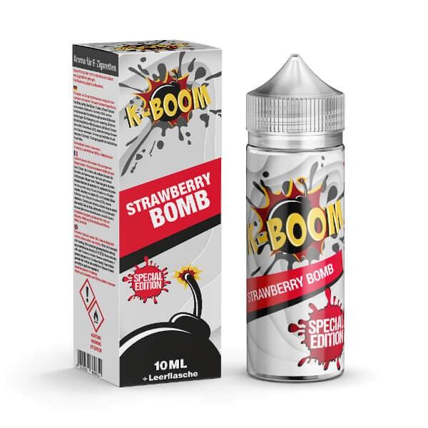 K-Boom Strawberry Bomb 10ml