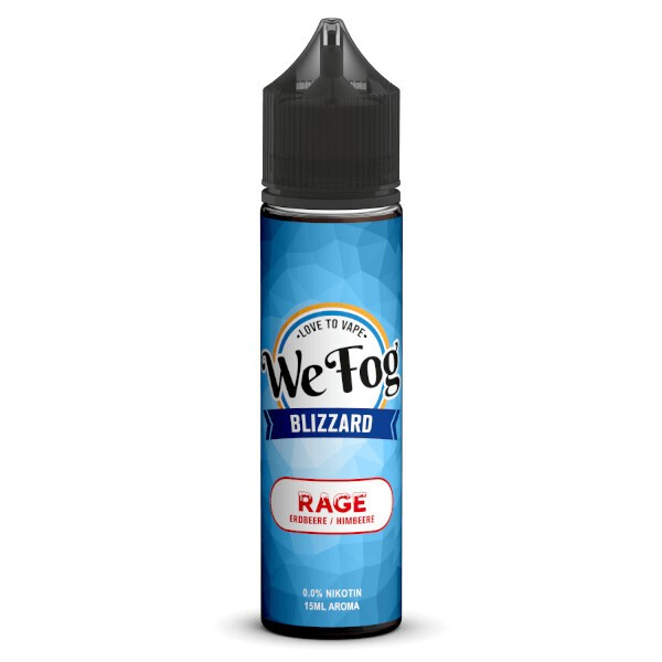 WeFog Blizzard Rage 15ml